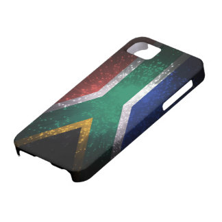South Africa Flag Firework iPhone 5 Cover