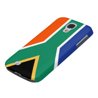 South Africa Flag Galaxy S4 Case