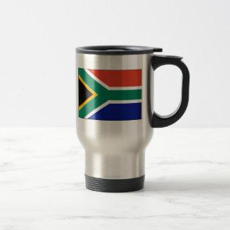 South Africa FLAG International Coffee Mug