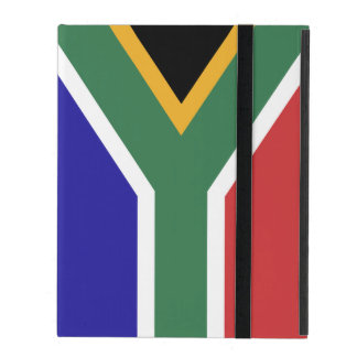 South Africa Flag iPad Cover