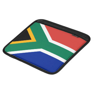 South Africa Flag iPad Sleeve