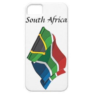 South Africa Flag iPhone 5 Case