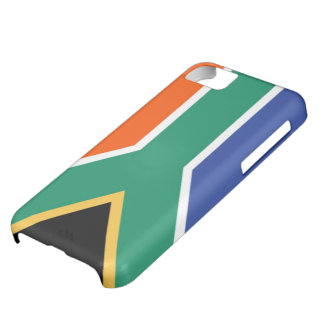 South Africa Flag iPhone 5C Case