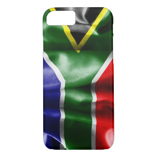South Africa Flag iPhone 7 Case