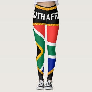 South Africa Flag Leggings