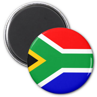 South Africa Flag Refrigerator Magnet