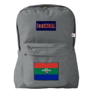 South Africa Flag Modern Designer backpacks Sale