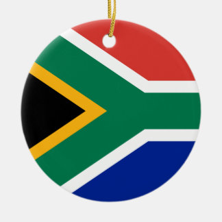 South Africa Flag Ornament