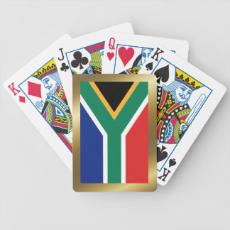 South Africa Flag Playing Cards