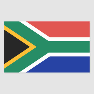 South Africa Flag Sticker