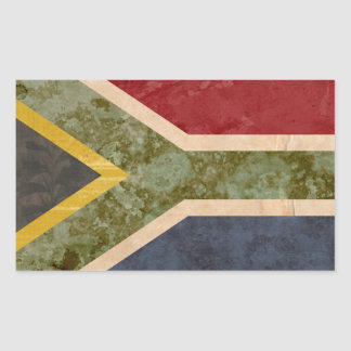 South Africa Flag Stickers