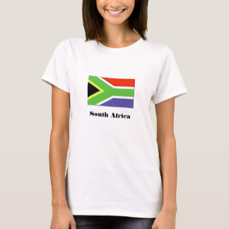South Africa flag T-Shirt