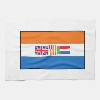 South Africa Flag Tea Towel