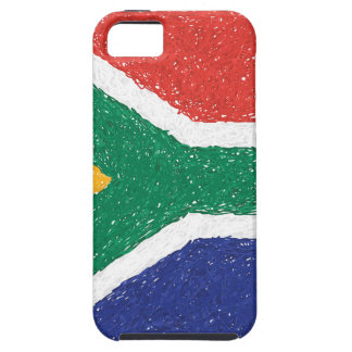South Africa Flag Theme iPhone 5 Cases
