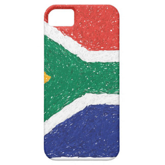 South Africa Flag Theme iPhone 5 Covers