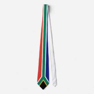 South Africa Flag Tie