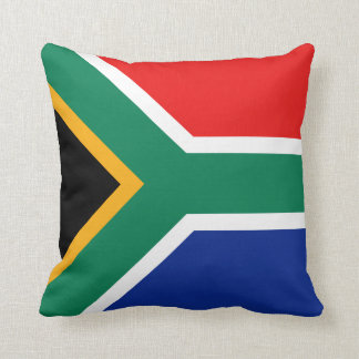 South Africa Flag x Flag Pillow