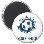 South Africa Football Magnets