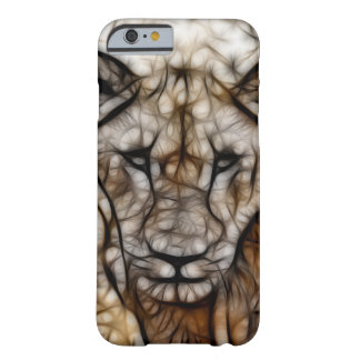 South Africa I Am Lion Art Barely There iPhone 6 Case