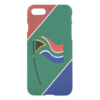 South Africa iPhone 7 Case