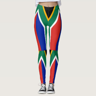 South Africa Leggings