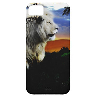 South Africa Lion in the Jungle Barely There iPhone 5 Case
