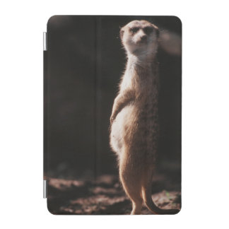 South Africa, Meerkat looking away iPad Mini Cover