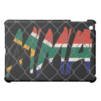 South Africa MMA black iPad case