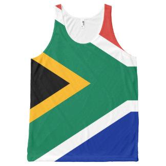 South Africa National flag shirt