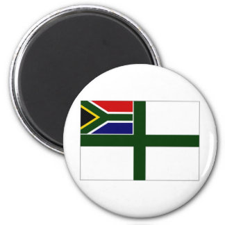 South Africa Naval Ensign Magnets