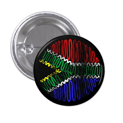 South Africa on Black Button