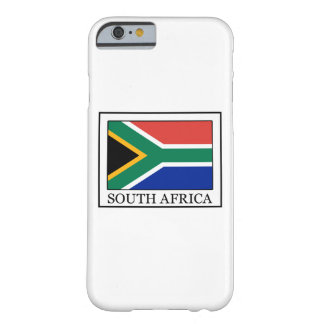 South Africa phone case Barely There iPhone 6 Case