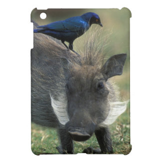 South Africa, Pilanesburg GR, Warthog Cover For The iPad Mini