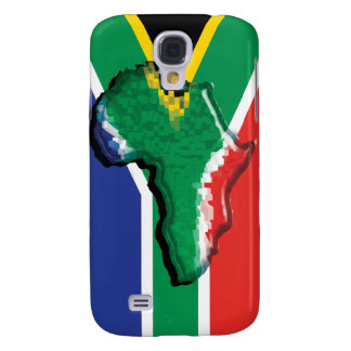 South Africa RSA African flag Galaxy S4 Case