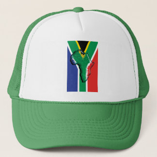 South Africa RSA African flag Trucker Hat