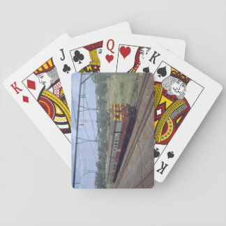 South Africa, SAR MU_Trains of the World Playing Cards