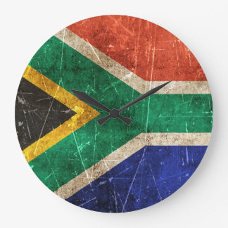 South Africa scratched wVintage Aged and Scratched Wallclocks