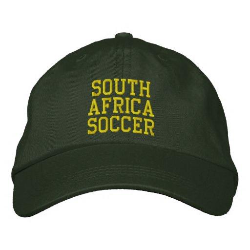 South Africa Soccer baseball cap