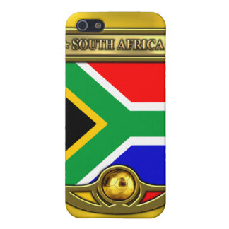 South Africa Soccer iPhone 5/5S Cases