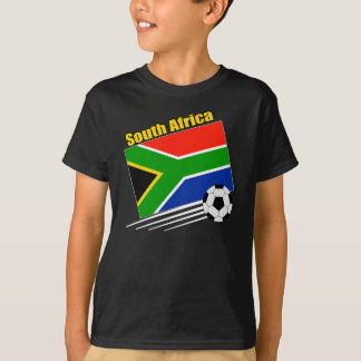 South Africa Soccer Team T-Shirt