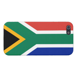 South Africa – South African Flag iPhone 5 Cases