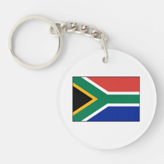 South Africa South African Flag Acrylic Key Chain