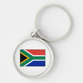 South Africa South African Flag Key Chain