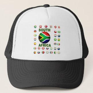South Africa T-Shirts d7 Trucker Hat