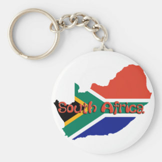 South Africa theme Key Ring