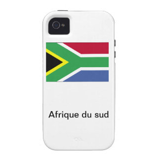 South Africa Vibe iPhone 4 Cover