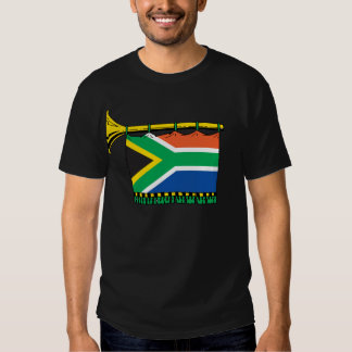 South Africa vuvuzela Tshirt