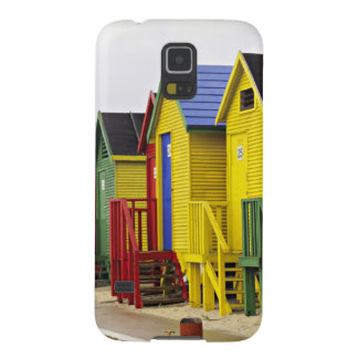 South Africa, Western Cape, St James. Colorful Galaxy S5 Case
