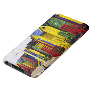 South Africa, Western Cape, St James. Colorful iPod Case-Mate Cases