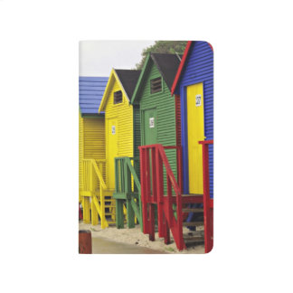 South Africa, Western Cape, St James. Colorful Journal